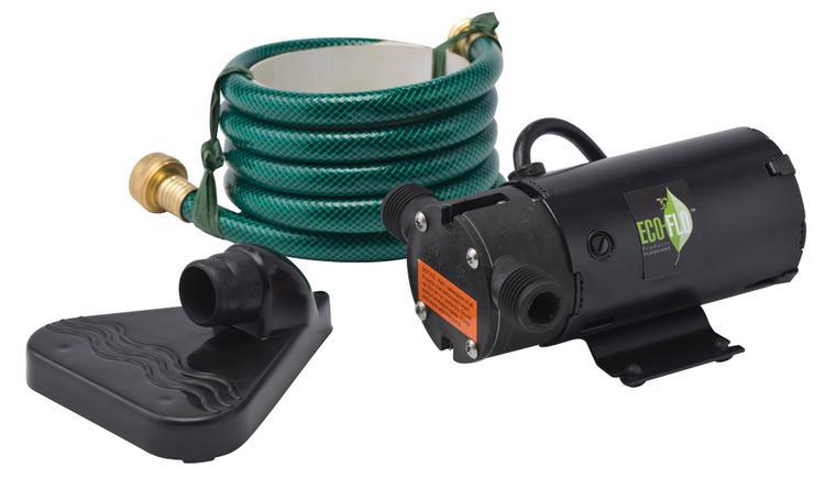 Pup61 Utility Pump 115V