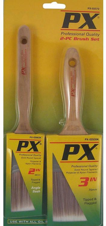 Px02572 Pro Brush Set 2Pc