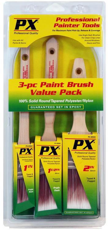 Px02574 Px Brush Set 3Pc