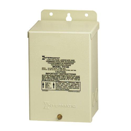 Intermatic Pool Light Transformer 100W 12V