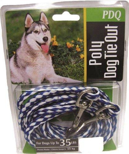 Boss Pet Q2415 000 99 Tie Out Rope 15'