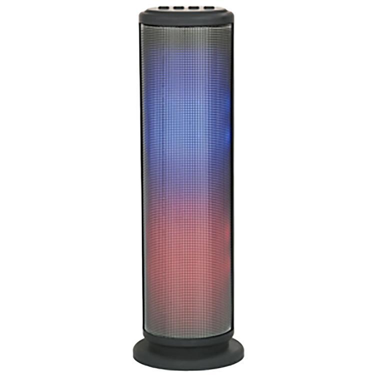 Portable LED Stereo Speaker