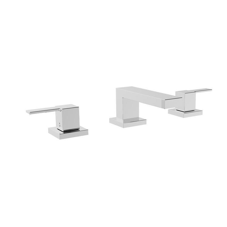 Keeney Belanger QUA79CCP Dual Handle Bathroom Faucet with Presto Pop Up Drain