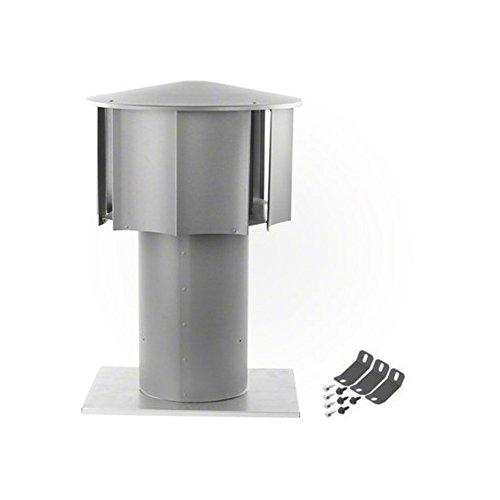 Outdoor Vent Cap for Swimming Pool, 175-BTU