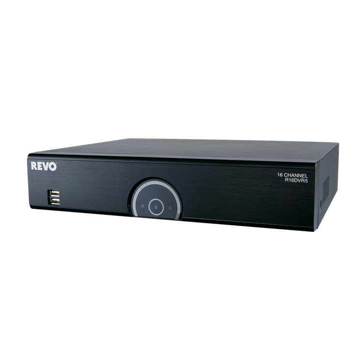 16 Ch. 2TB 960H DVR Surveillance System with Ports
