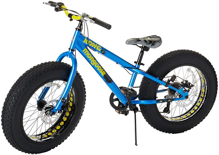 Mongoose Compac Boy's Fat Tire Bike