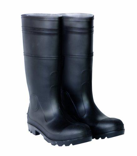 R23009 Rain Boot Blck Sz 9