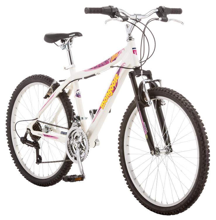 Mongoose Girls Mech Mountain Bicycle