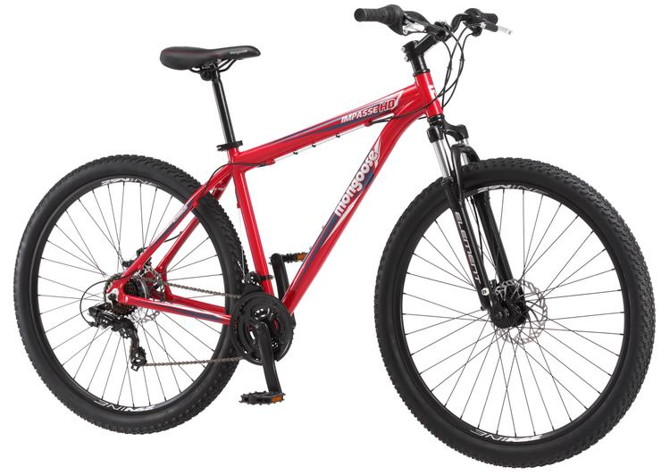 Mongoose Men's Impasse HD Bicycle
