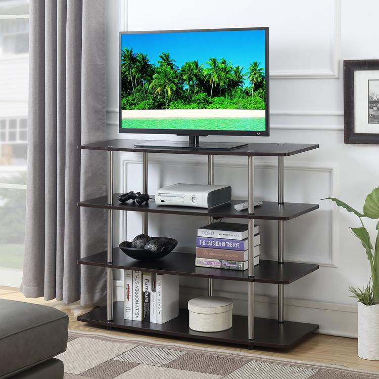 Convenience Concepts  Designs2Go XL Highboy TV Stand