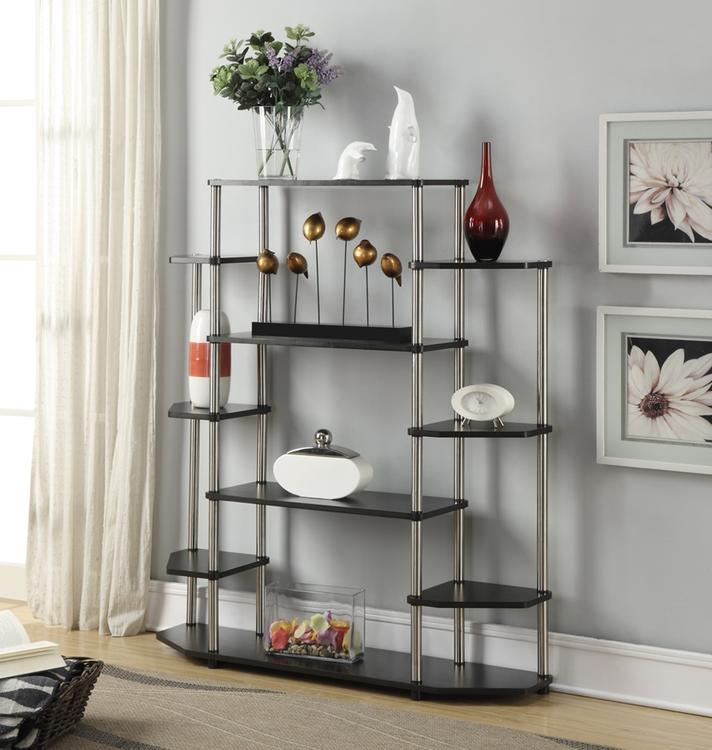 Convenience Concepts  Designs2Go Wall Unit Bookshelf