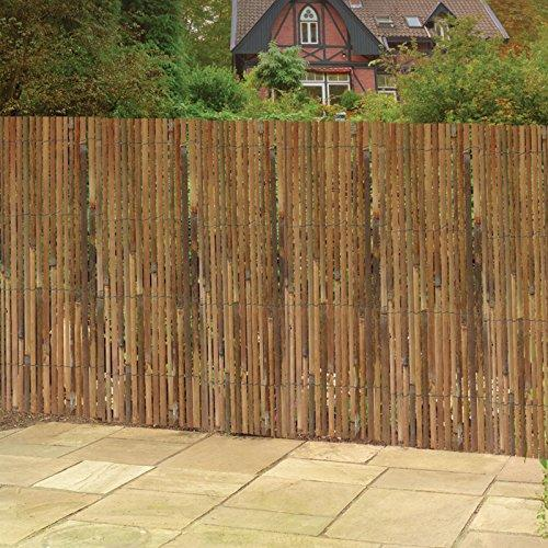 SPLIT BAMBOO FENCING 13'0