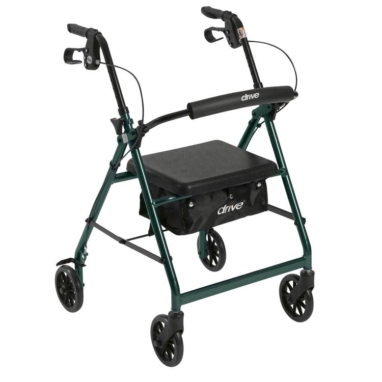 Rollator Rolling Walker with 6