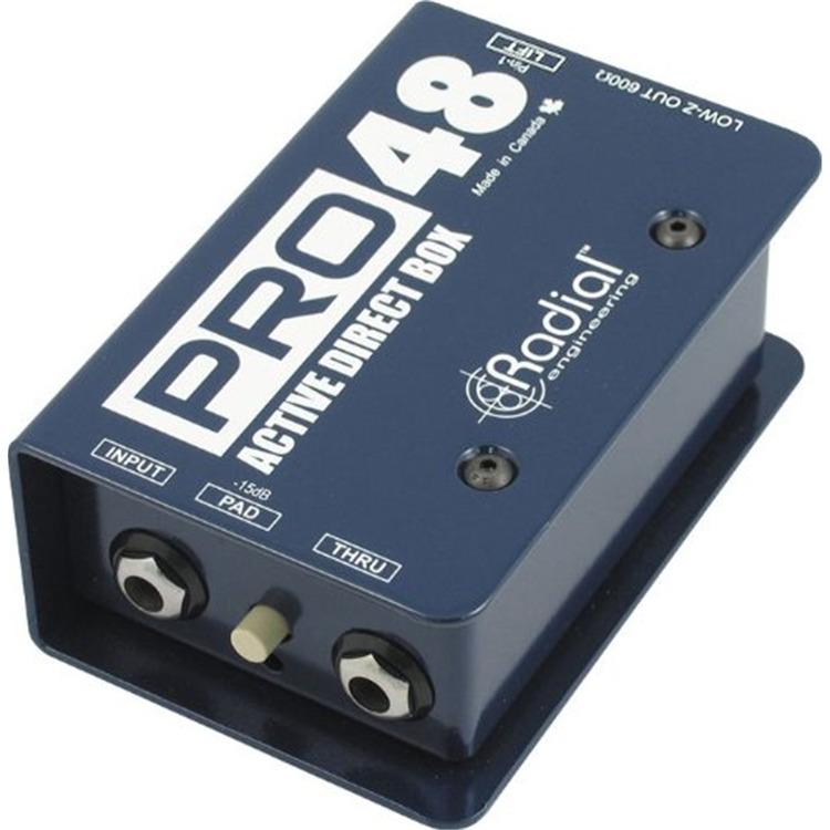 Pro48 Radial Active Di