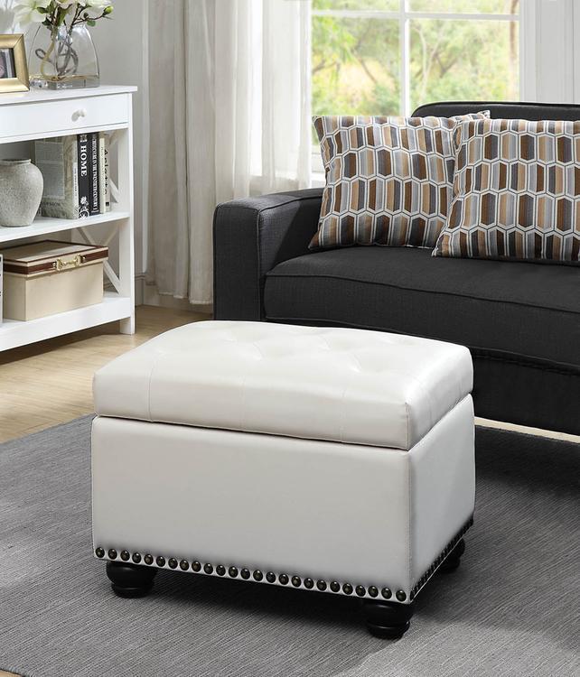 Designs4Comfort 5Th Avenue Storage Ottoman