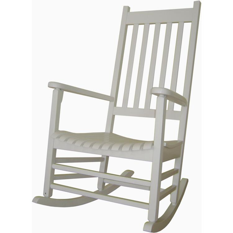 International Concepts Porch Rocker - Solid Wood