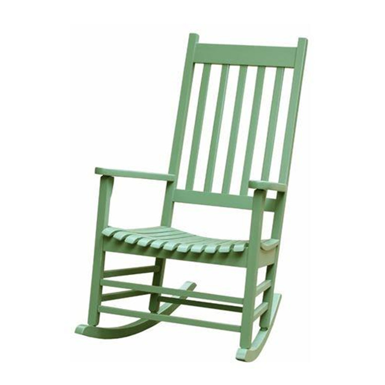 International Concepts Porch rocker - solid wood