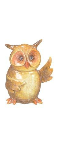 Dancing Owl Figurine