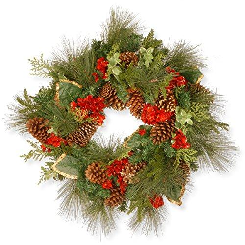 National Tree Evergreen Wreath