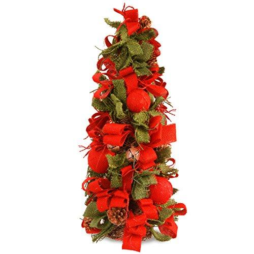 National Tree Holiday Burlap Tree