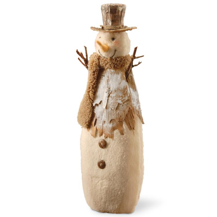 National Tree Snowman Christmas Decoration