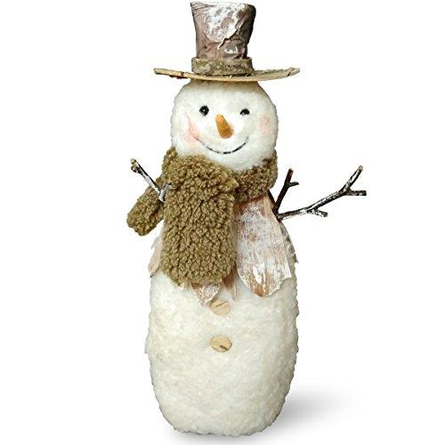 National Tree Snowman Set of 2