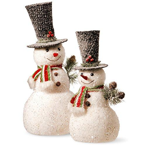 National Tree Snowman Set
