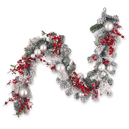 National Tree Christmas Garland