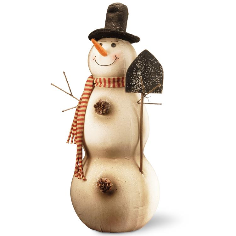 National Tree Snowman Decoration