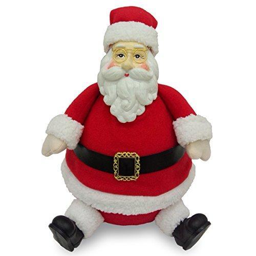 National Tree Sitting Santa