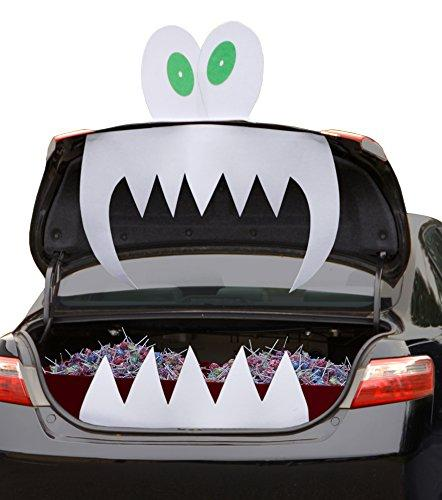 National Tree Tricky Trunks Halloween Car Kit