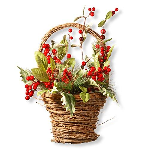 National Tree Holiday Basket