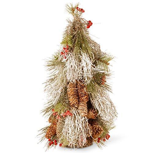 National Tree 22 Inch PVC Christmas Tree