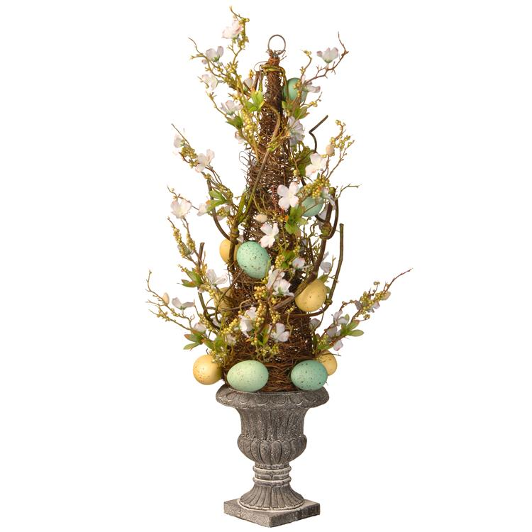 National Tree 27 inch Potted Easter Tree [Item # RAE-15512TS27]