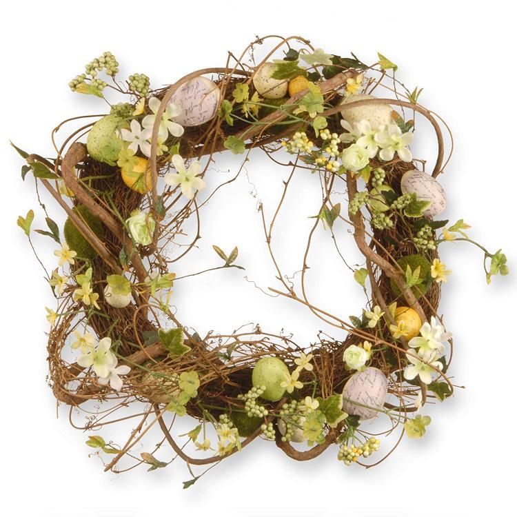 National Tree Easter Eggs Wreath