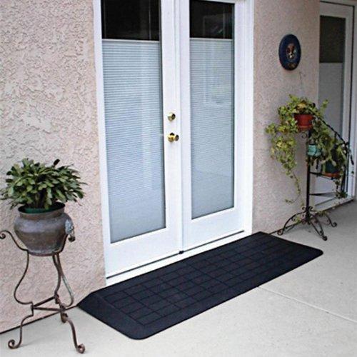 Rubber Threshold Doorway Wheelchair Ramp