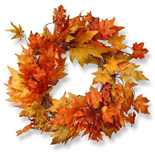 National Tree Maple Leaf Wreath