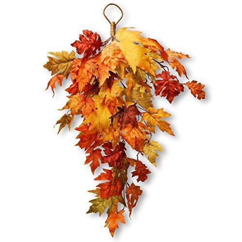 National Tree Maple Leaf Teardrop