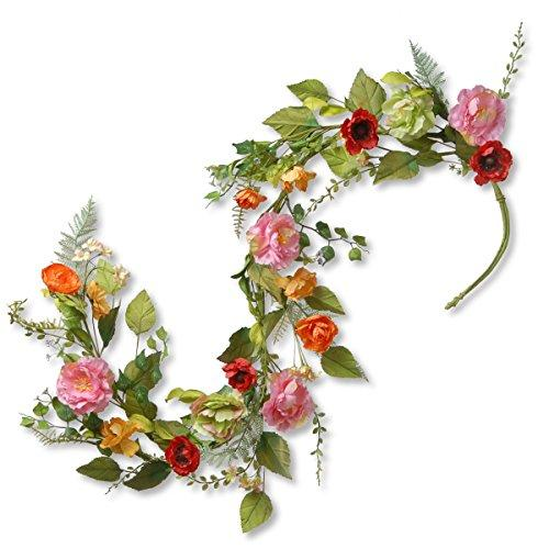 National Tree Spring Flower Garland
