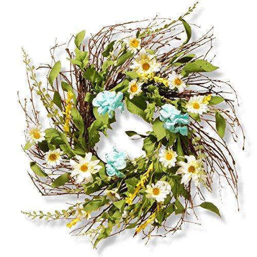 National Tree Sunflower Wreath
