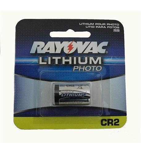 Rayovac Cr2 Battery- 3.0 Volt
