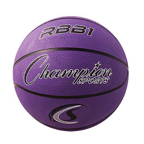 Champion Sports Pro Rubber Basketball