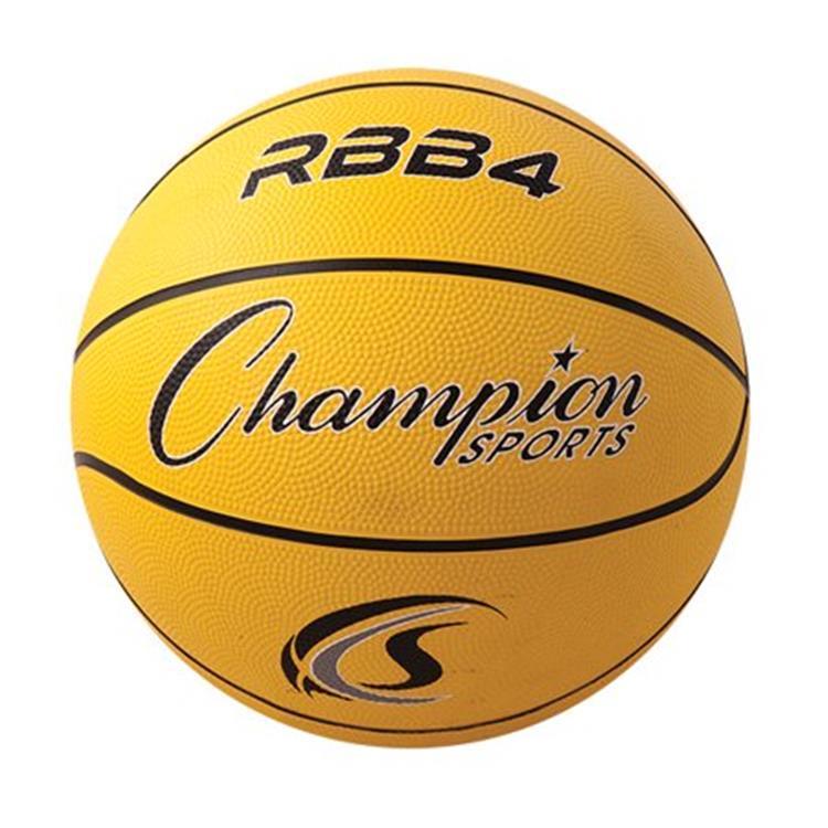 Pro Rubber Basketball [Item # RBB4YL]