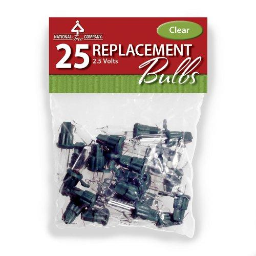 25 Replacement Bulbs