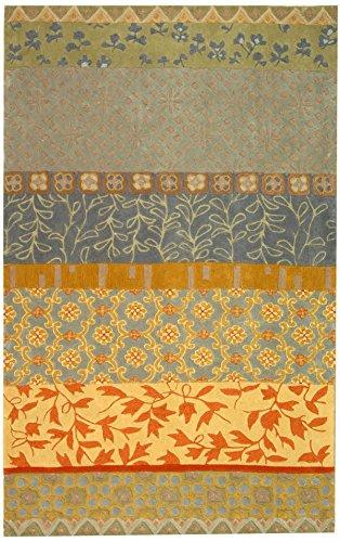 Contemporary Rug - Rodeo Drive Wo0L Pile -Multi