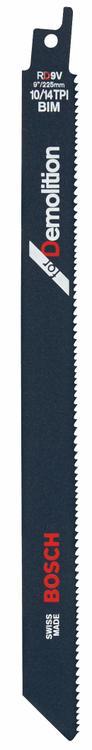 Rd9V Recip Blade 9
