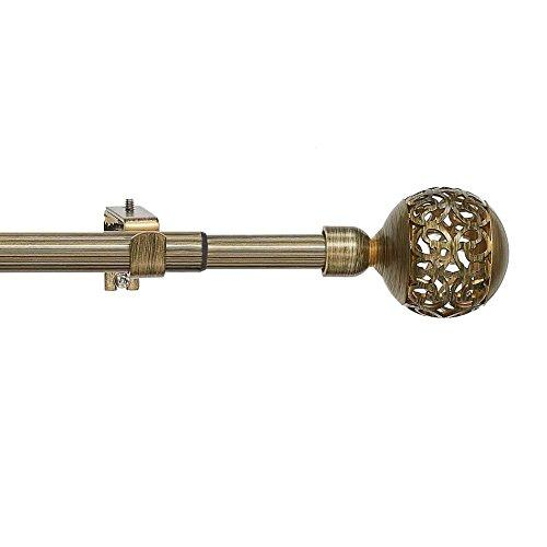 Buono II Decorative Rod & Finial Filigree 48-86