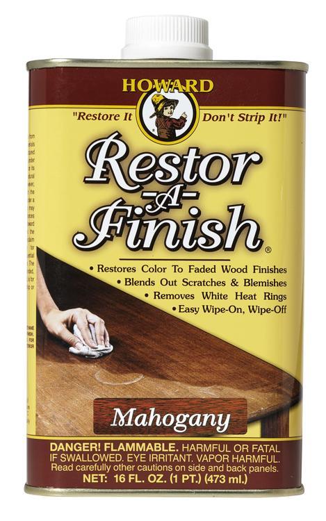 Howard Rf5016 Restore Mahog 16Oz