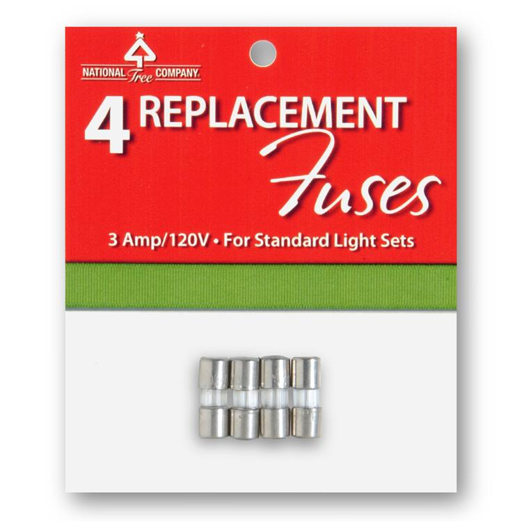 National Tree Replacement Light String Fuses