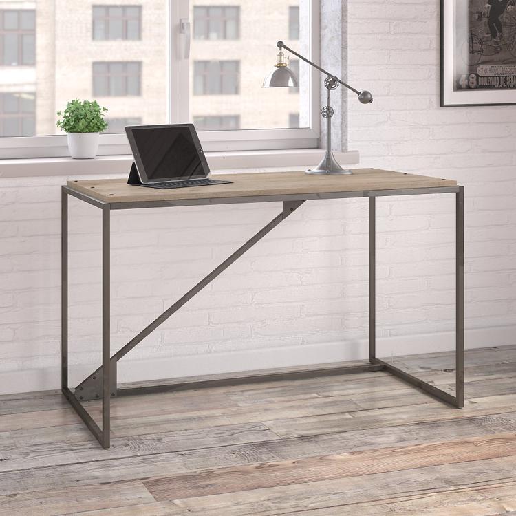 Bush Furniture Refinery 50W Industrial Desk